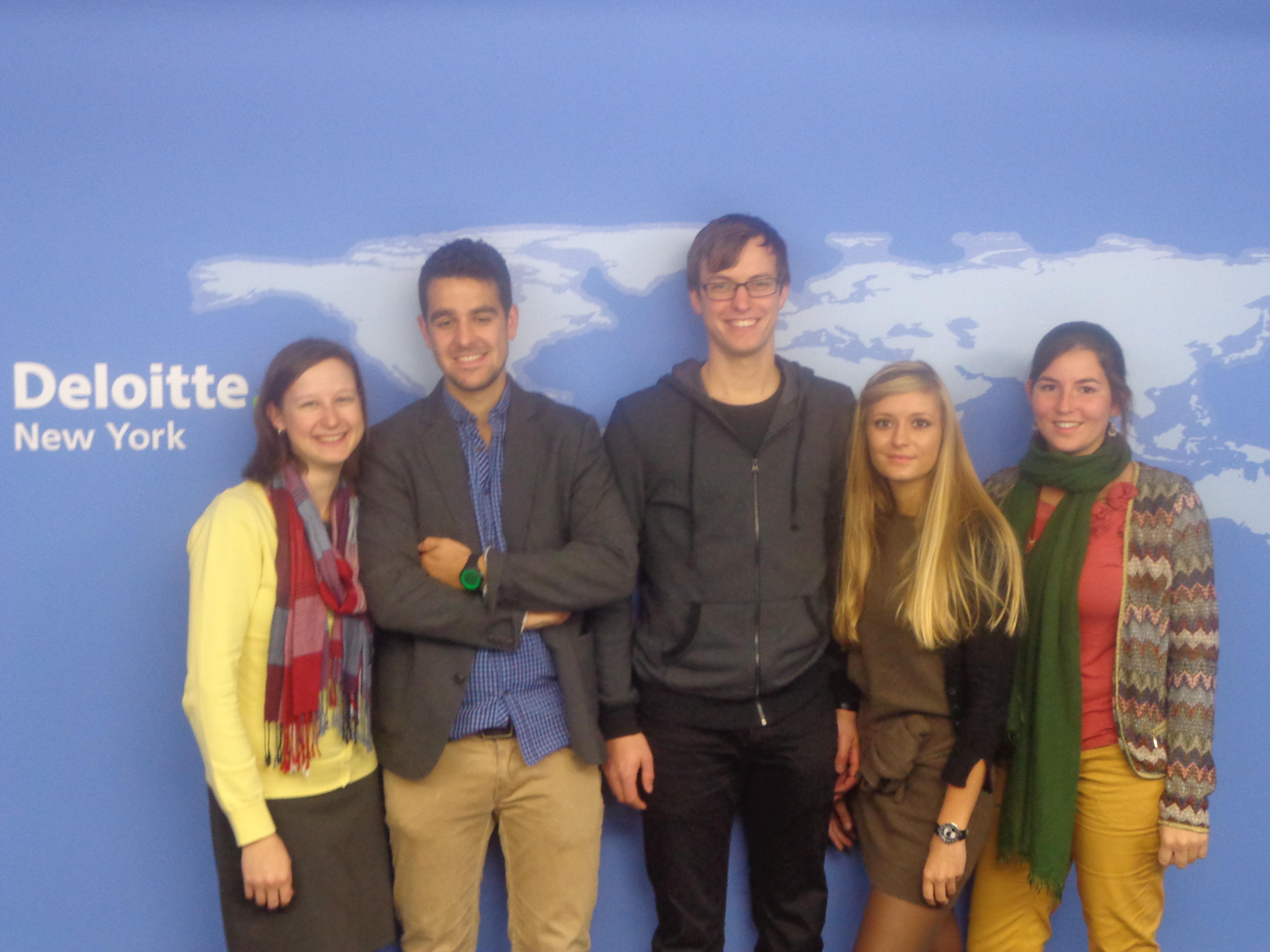 12 October 2012 Deloitte Accountancy Entrepreneurship