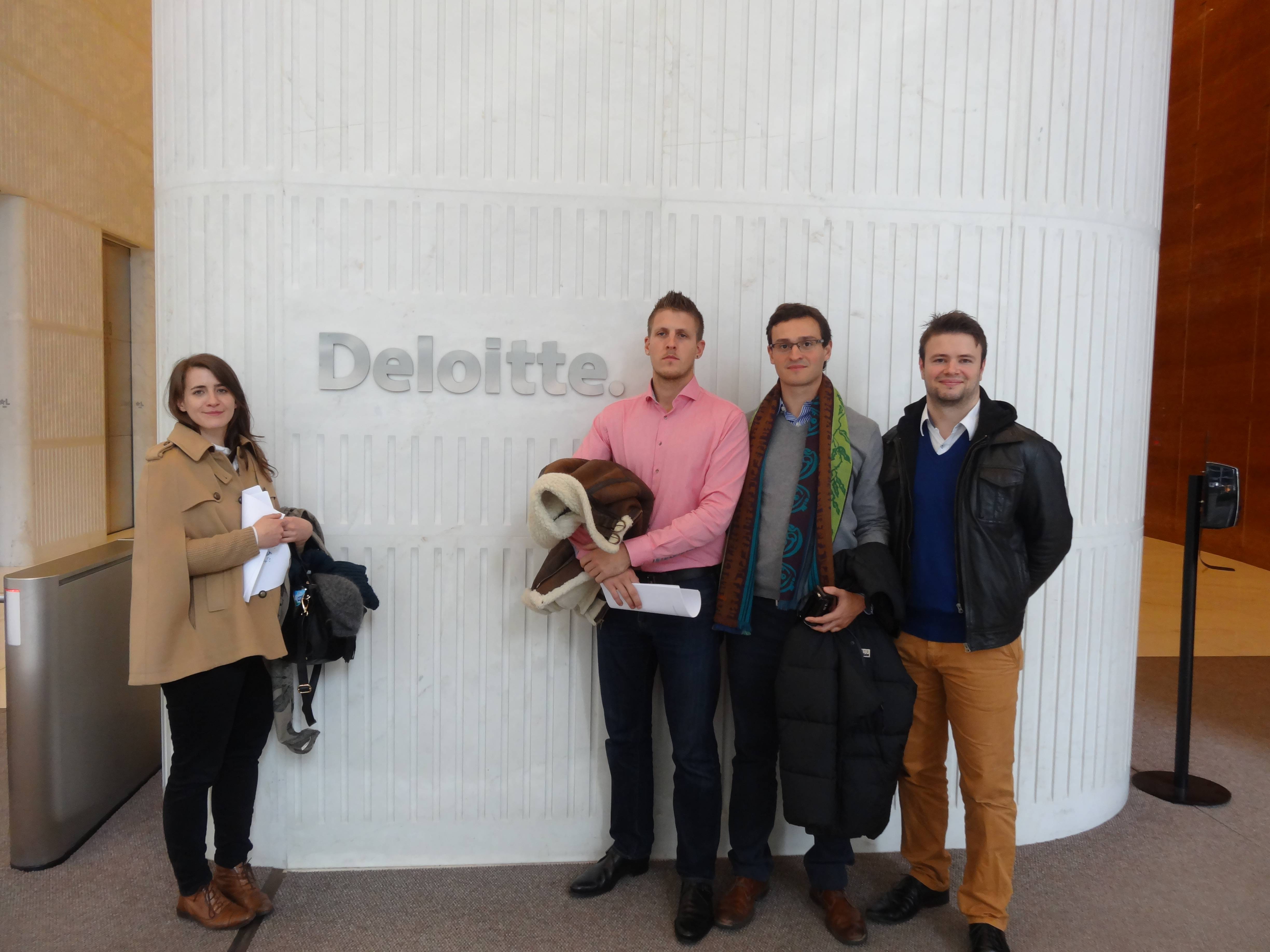 Deloitte Accountancy Entrepreneurship Challenge | Annual business ...
